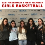 East Greenwich & West Warwick Girls Basketball