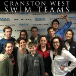 Cranston West Swim Teams