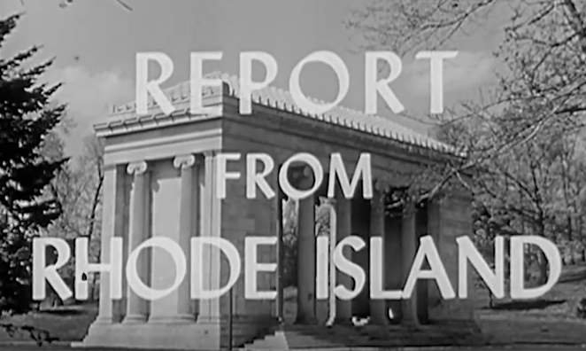 WATCH: Rhode Island in the 1940's
