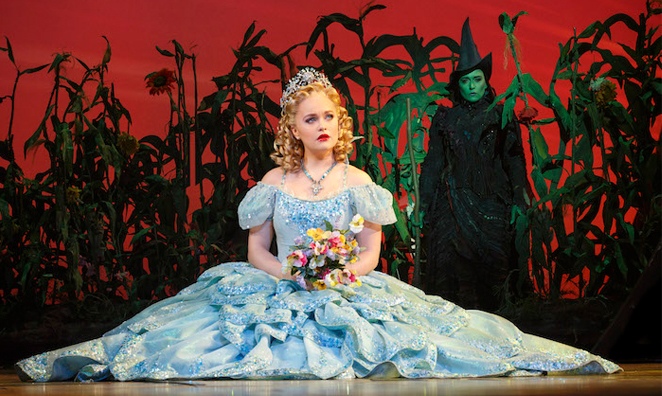 Wicked: It's Good to be Green at PPAC