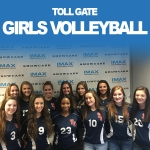 Toll Gate Girls Volleyball