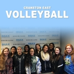 Cranston East Girls Volleyball