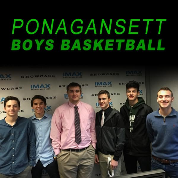 Ponagansett Boys Basketball