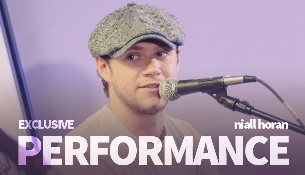 WATCH: Niall Horan Interview & Exclusive Performance