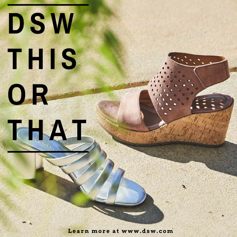 Dsw This Or That