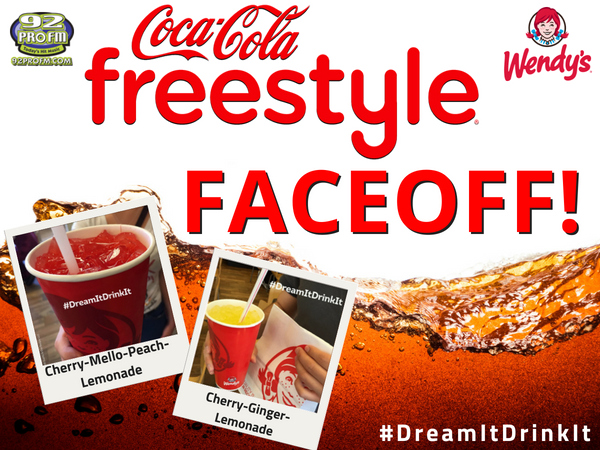 Wendy's® Coca-Cola Freestyle Faceoff