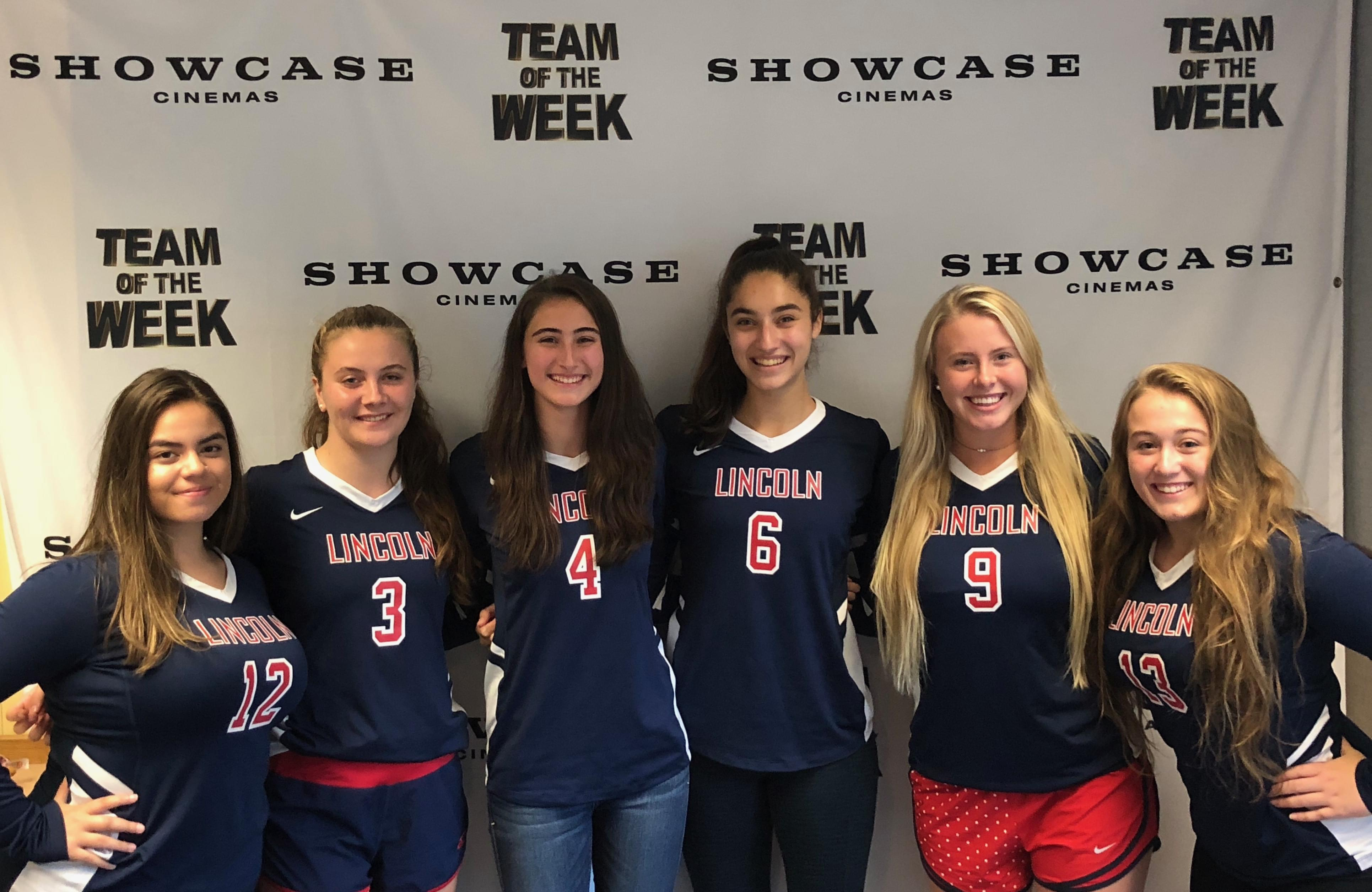 Lincoln Girls Volleyball Wpro