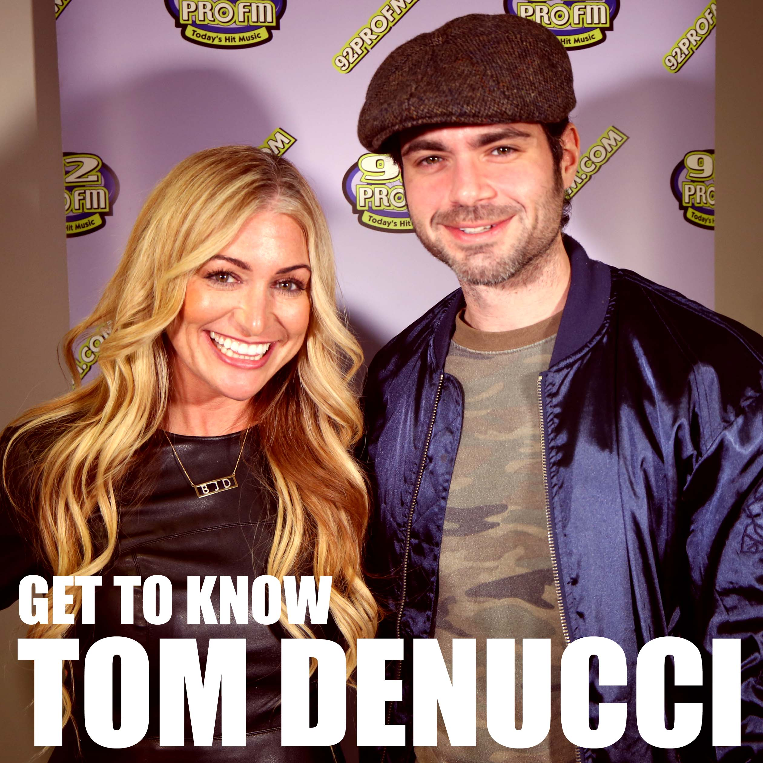 Get to know director / actor Tom DeNucci, a Lil Rhody native!