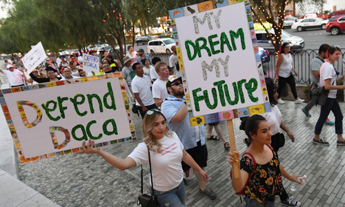 A Ludicrous Ruling That Trump Can't End DACA