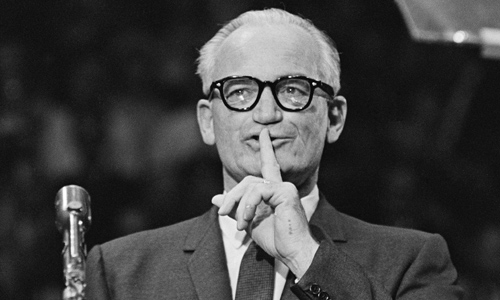 The Goldwater Takedown (2016)