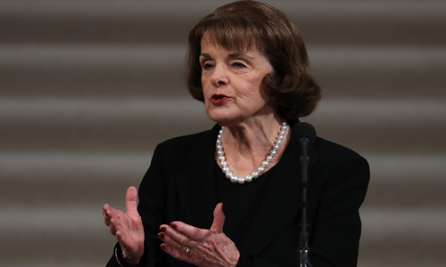 Dianne Feinstein Flips Her Position On Shutdown For 2nd Time In One Day: 'People Will Die'