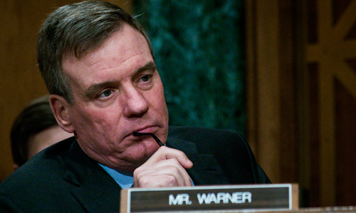 Dem Sen. Mark Warner Texted With Russian Oligarch Lobbyist In Effort To Contact Dossier Author Chris Steele
