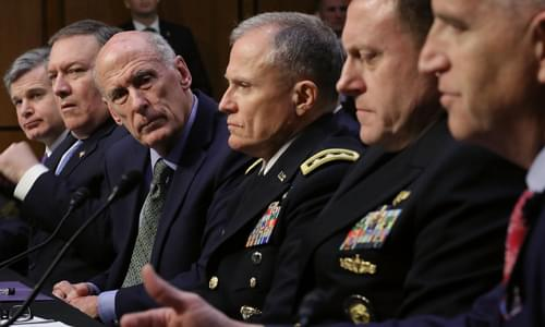 Intel Chiefs Sound Alarm on China Threat