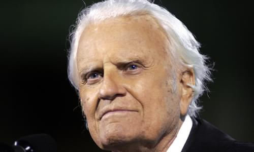 America's pastor Billy Graham dead at age 99