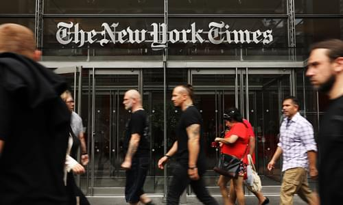 The NY Times Finally Admits The Truth About Child Separations At The Border!