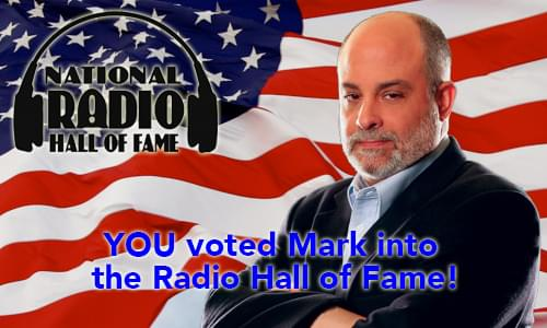 Mark Levin Voted Into The National Radio Hall of Fame