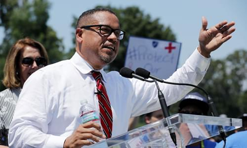 Ellison Denies Allegations Of Domestic Abuse Of Ex-Girlfriend