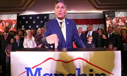 Manchin: We're 'On The Verge' Of A Constitutional Crisis Due To Sessions's Firing
