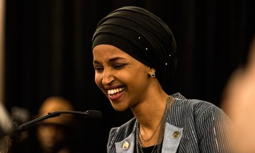 Ilhan Omar's Election Shows Democrats Aren't Interested In Confronting Anti-Semitism