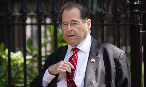 Nadler: I'm Considering Legislation to Pause Timing of Statute of Limitations During Presidential Term