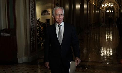 Tennessee Republican Senator Bob Corker Calls Conservative Talk Radio Hosts Tyrants