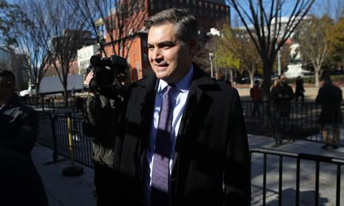 Acosta Proves The Wall Works