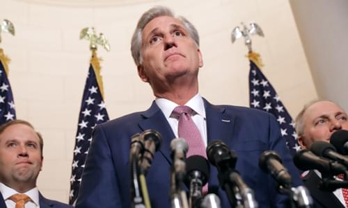 McCarthy, Allies Retaliate Against Freedom Caucus Leader