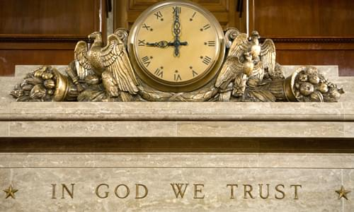 Dems To Strike 'So Help Me God' From Oath Taken In Front Of Key House Committee, Draft Shows