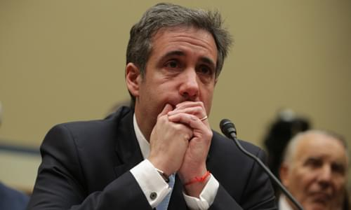 The Michael Cohen Hearing Was Explosive