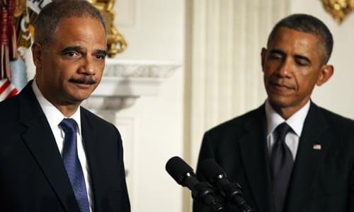 Obama & Former AG Holder Announce New Campaign To Combat Gerrymandering