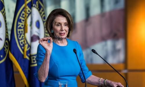 "Nancy Pelosi Calls Merit-Based Immigration ""Condescending"""