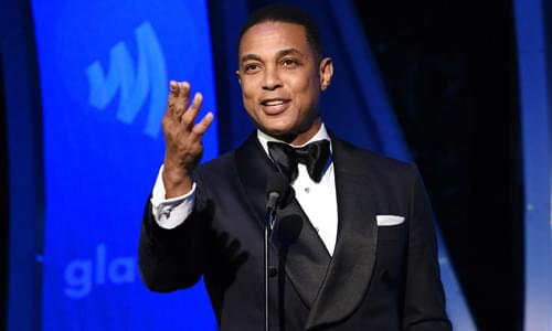 CNN's Don Lemon Doesn't Let 'Anchor' Title Get In The Way Of His On-Air Opinions