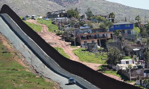 Federal Judge Rules AGAINST House Democrats In Case Over Trump's Wall Funding!