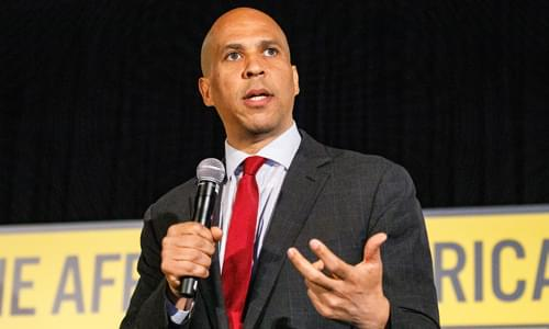 Cory Booker Suggests Spending Money On Border Security Like Rejecting Jews Fleeing Holocaust