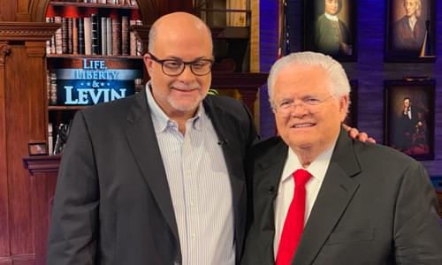 Pastor John Hagee fears America is slipping into secularism