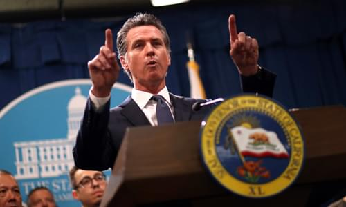 California Governor Signs Use-of-Deadly-Force Bill Aimed at 'Changing the Culture of Policing'