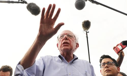 Sanders Calls for Nationalization of Energy Production — 'Can't Nibble Around the Edges'