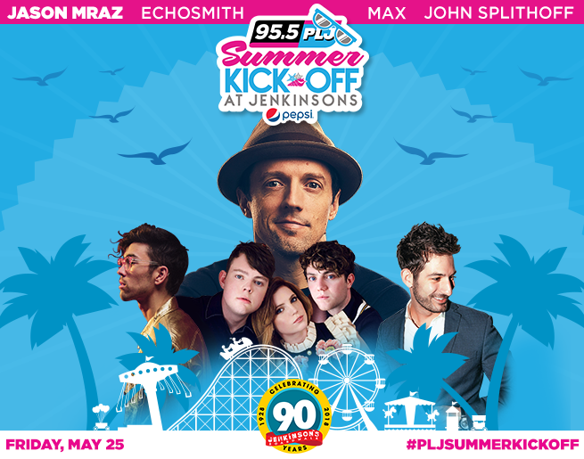 95.5 PLJ Summer Kick Off 2018