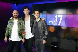 The Script LIVE from Stage 17! [Exclusive Video/Photos]