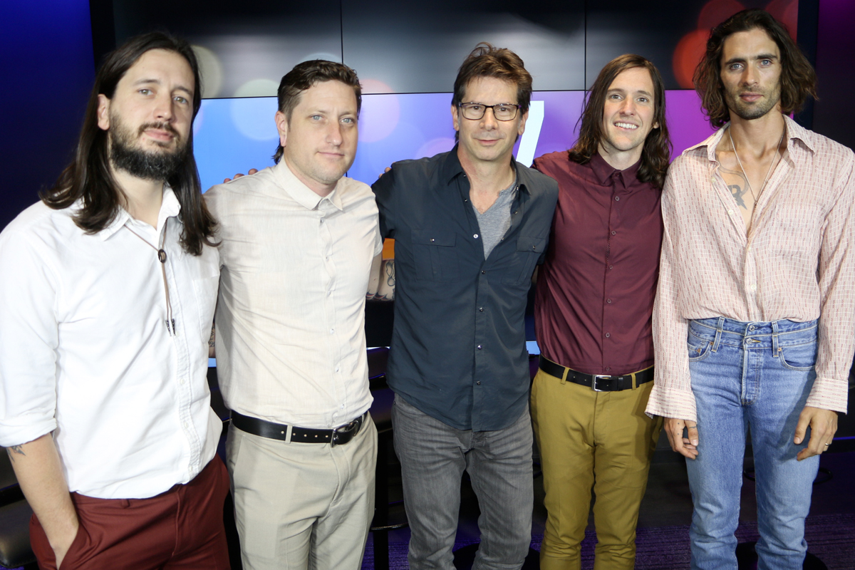The All American Rejects on 95.5 PLJ! [Exclusive Video]