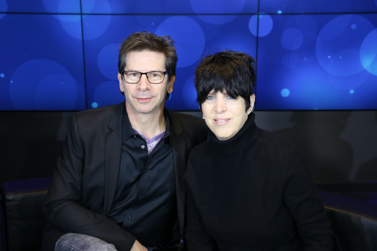 Diane Warren Interview LIVE from HMH Stage 17! [Exclusive Video]
