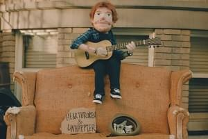 "[VIDEO] Ed Sheeran Releases Video For ""Happier"""