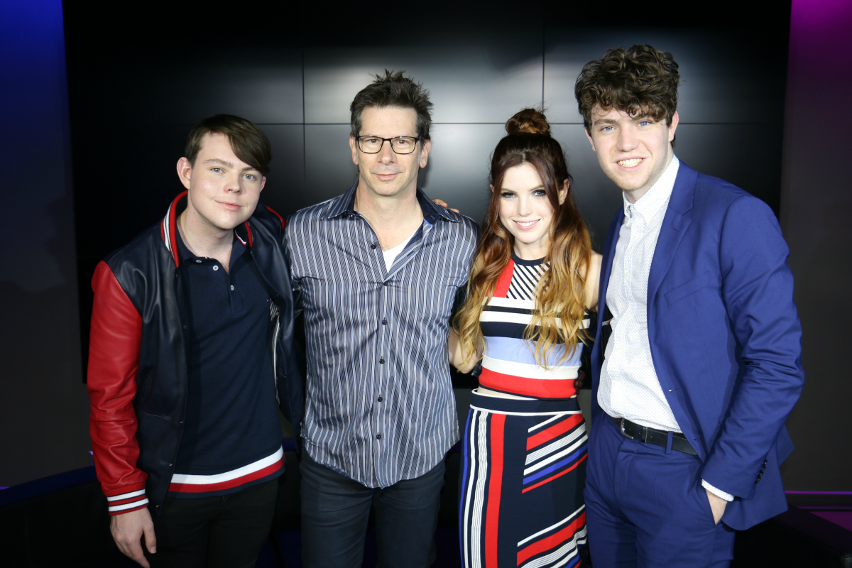 Echosmith Interview from HMH Stage 17! [Exclusive Video]