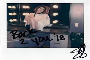 "Selena Gomez Releases ""Back To You"""