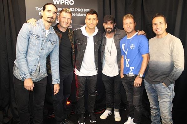 Backstreet Boys Back With New Song, Album [Exclusive Interview]