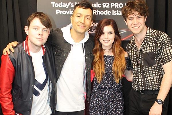 Echosmith Explains Meaning Of 'Over My Head' [Interview]