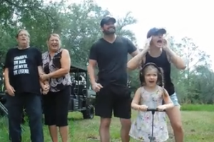 Jayde's Explosive Gender Reveal