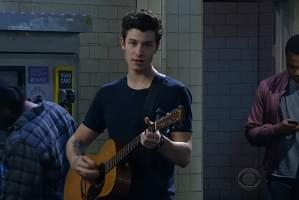 "Shawn Mendes Covers Oasis ""Wonderwall"" In Battle With James Corden"