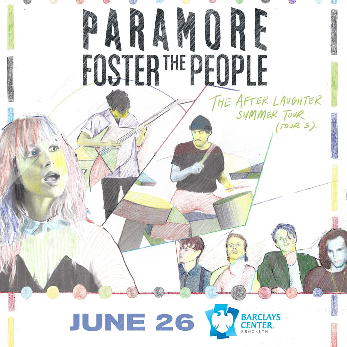 Win Paramore Tickets!