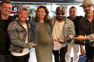 Backstreet Boys Back at 95.5 PLJ
